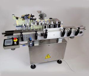 Etiketiranje cilindrične PET ambalaže